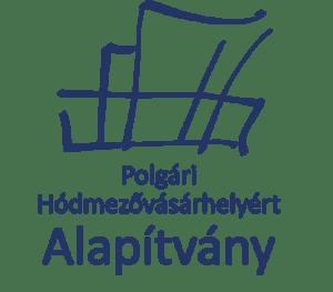 Polgári Hódmezővásárhelyért Alapítvány logó