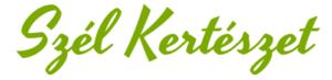 Szél kertészet logó