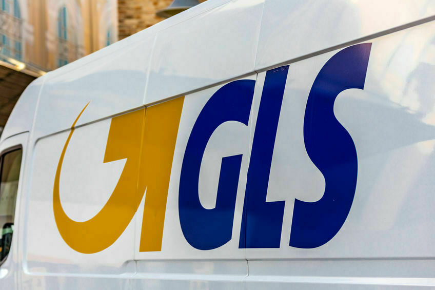 GLS címke