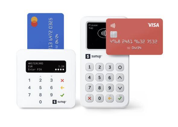 SumUp Air bankkártya