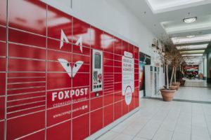 FoxPost címke
