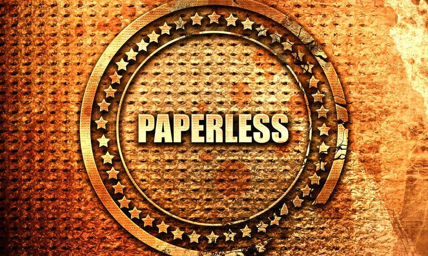 Papírmentes kihívás - Paperless Challenge