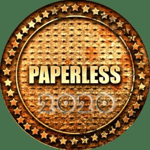 papírmentes kihívás