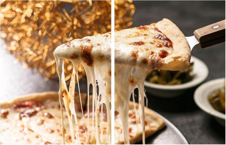 TROCADERO pizza