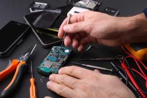 mobiltelefon javítás