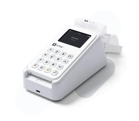 3G kártyaolvasó és nyomtató